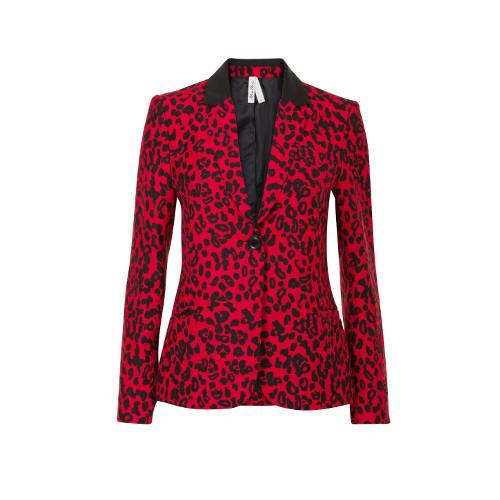 miss etam tall - rode blazer • tall fashion