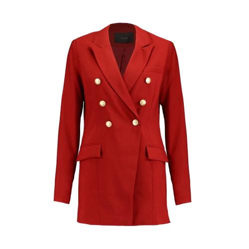 yas tall - rode blazer • tall fashion
